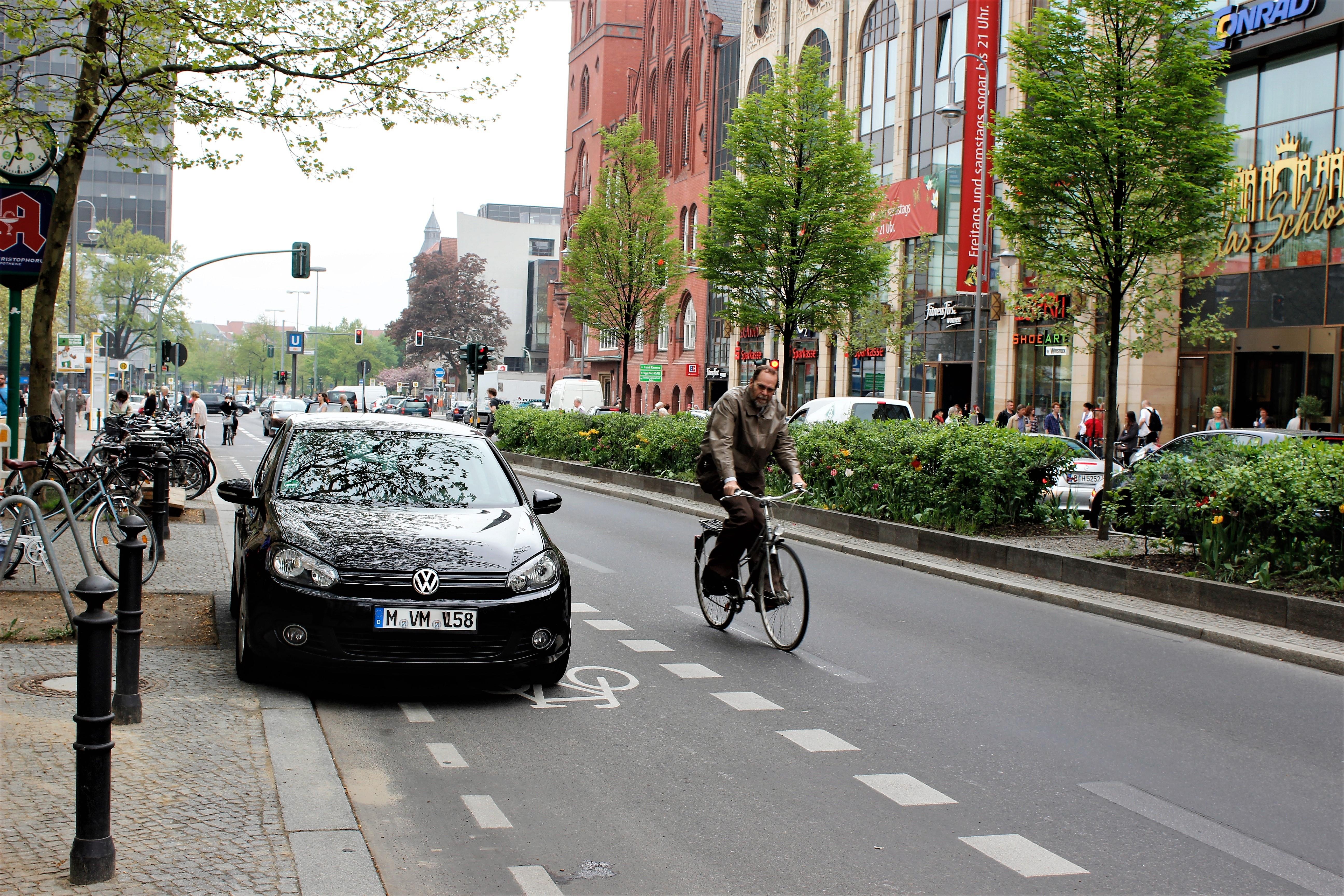 sykkel i berlin